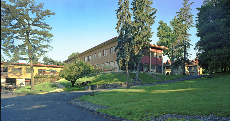 Tarrytown Campus Building