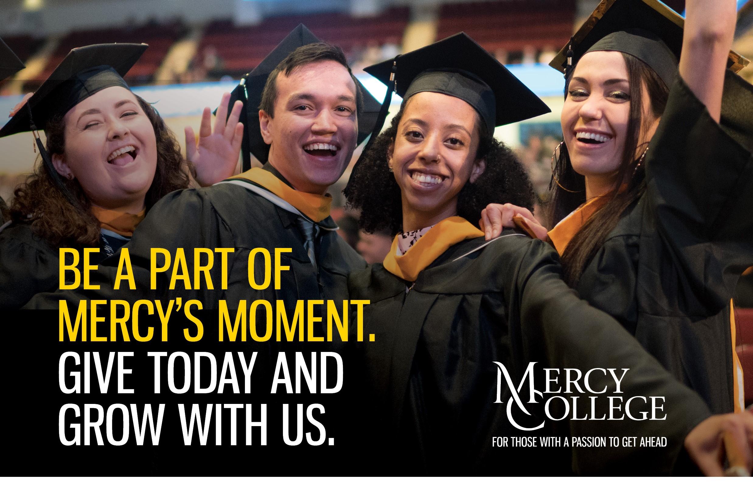 Mercy's Moment